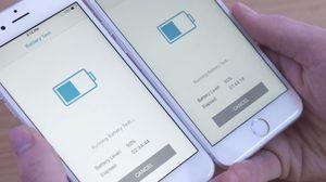 ผลเทสฟ้อง! iPhone 6s รุ่นชิปซัมซุง แบตหมดไว เครื่องร้อนกว่า!?