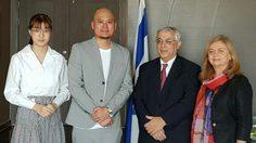 จ๊อบซัง – น้ำใส BNK48 รุดขอโทษทูตอิสราเอล กรณี 'สวมเสื้อนาซี'