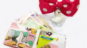 Easy DIY เปลี่ยนถุงกระดาษให้กลายเป็นกระเป๋าสตางค์ by TeenMthai Ep5