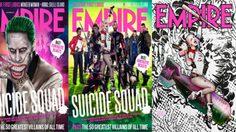 ระดมพลขึ้นปก Empire ทีมพลีชีพมหาวายร้าย Suicide Squad
