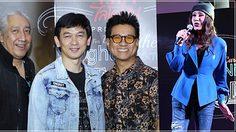 ศิลปินแถวหน้าของเมืองไทย ตบเท้าแถลงข่าวคอนเสิร์ตหวนรำลึก Bee Gees