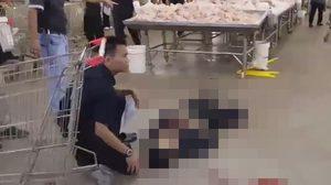 ชายชักปืนยิงภรรยา กลางห้างเมืองอุดรฯดับ ก่อนยิงตัวเองตาม