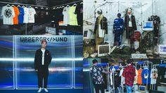ภาพบรรยากาศ Grand Opening ของร้าน UPPERGROUND by CARNIVAL