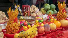 วันสารทจีน! กับขนมโบราณ 5 อย่างที่ห้ามลืม