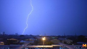 กรมอุตุฯ เตือน 'พายุนูรี' ฝนตกหนักทั่วประเทศ กระทบ 13-16 มิ.ย.63