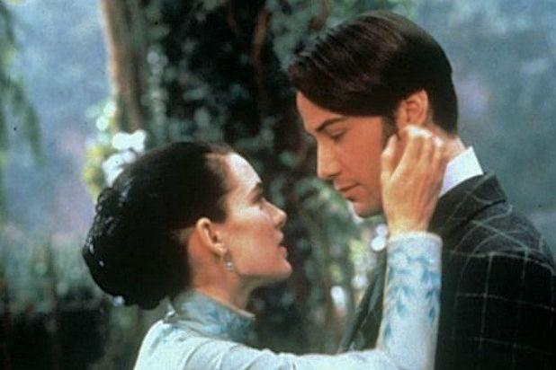 วิโอนา ไรเดอร์ - คีอานู รีฟส์ ใน Dracula