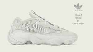 adidas Originals และ Kanye West เผยโฉม YEEZY 500 Salt ส่งท้ายเดือนพฤศจิกายน