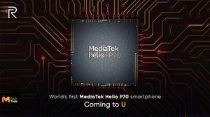 Realme ปล่อยภาพยืนยัน Realme U จะมาพร้อมชิป MediaTek Helio P70 ตัวใหม่