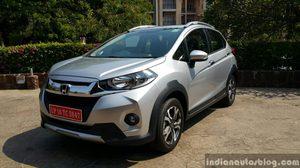 Honda WR-V เผยข้อมูลแรก สเป็คขายที่อินเดีย เริ่มขาย 16มีนาคมนี้