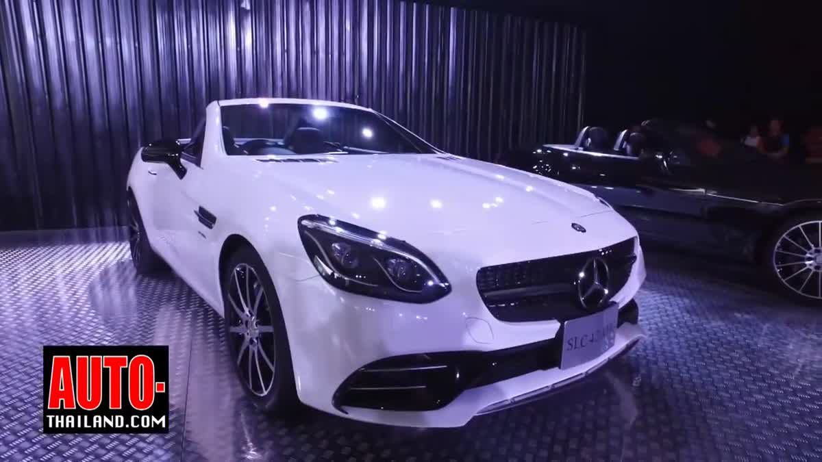 Mercedes-Benz SLC300 AMG Dynamic Mercedes-AMG SLC 43 new SL400 new S500 Cabriole