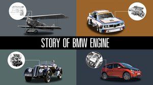 STORY OF BMW Engine  | ย้อนความหลัง เครื่องยนต์ BMW จาก เครื่องบิน สู่ รถยนต์ไฟฟ้า