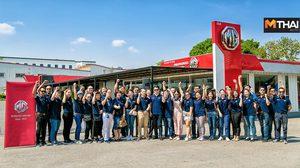 MG ชวนลูกค้าฝึกขับขี่ปลอดภัยในกิจกรรม Safe Drive Safe Lives