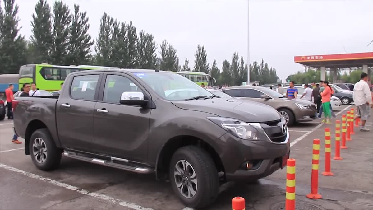[Long Drive] 2015 Mazda BT-50 Pro พิสูจน์ความแกร่ง บนเส้นทางสุดหิน ปักกิ่ง-มองโกเลีย Part1