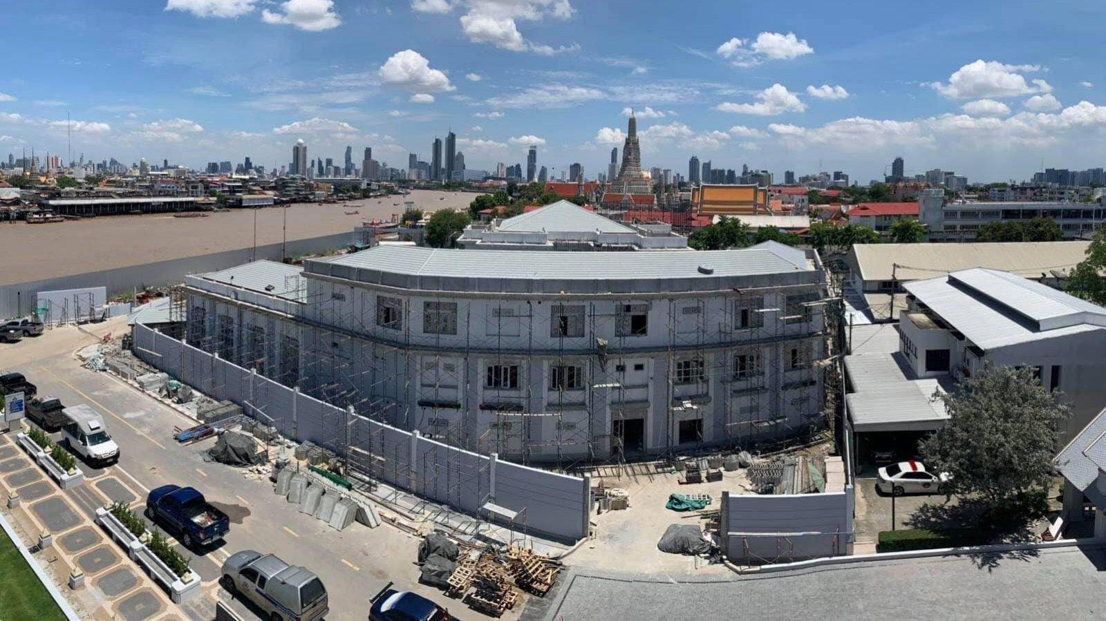 บ้านพักรับรอง ผบ.ทร. 112 ล้าน สร้างไว้ต้อนรับแขกบ้านแขกเมือง