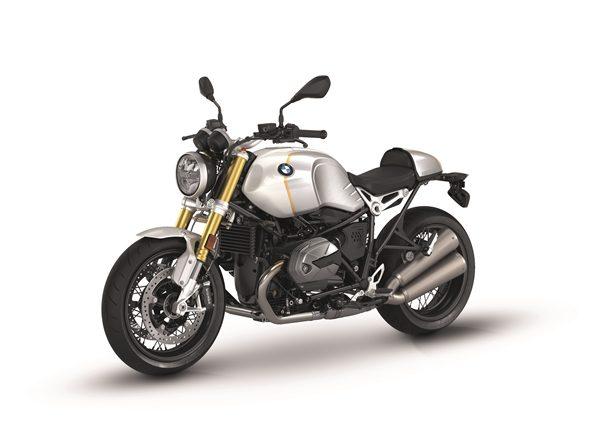 The new BMWR nineT Option 719