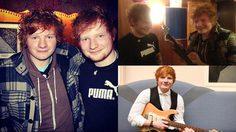 อ้าว ไม่ใช่ Ed หรอ? Ty Jones หนุ่มวัย 24 หน้าเหมือน Ed Sheeran