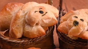 วิธีทำขนมปังรูปหมาน้อย ต้อนรับปีจอ