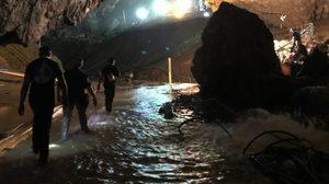 'อีลอน มัสก์' โพสต์อยู่ถ้ำหลวง พร้อมยานดำน้ำจิ๋ว ตั้งชื่อว่า 'หมูป่า'