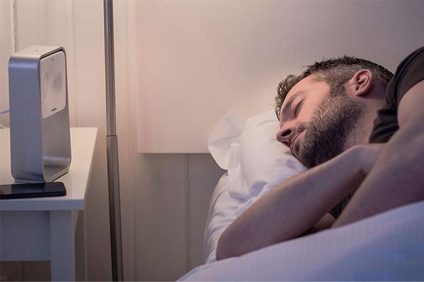 The S+ Sleep Monitor 01