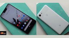 Google เผยภาพทีเซอร์ Pixel 3 และ 3 XL บอกใบ้มาพร้อมสีสัน 3 แบบ