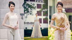 ชมพู เดอะเฟซ ถ่ายแฟชั่นชุดแต่งงาน
