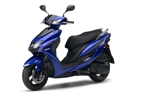 Yamaha Cygnus-X