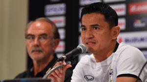 ซิโก้ ย้ำเล่นเต็มที่ต่อหน้าแฟนบอลไทย แม้ได้เปรียบ 2 ลูกเหนือ เมียนมาร์ ศึก ซูซูกิ คัพ