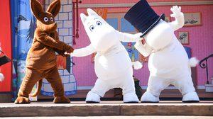 Moomin ValleyPark ธีมพาร์คมูมิน เปิดให้บริการแล้ว ที่แรกในญี่ปุ่น