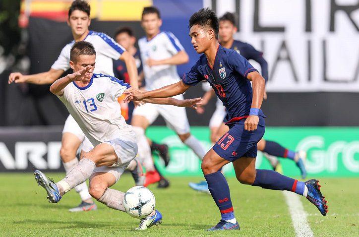 ยู19ไทยจบบ๊วย! ชิงที่3พ่ายอุซเบ 0-1 GSB Bangkok Cup 2019