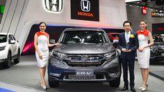 Honda CR-V คว้า SUV ที่แรงและประหยัดที่สุดแห่งปี 2017-2018