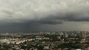 กรมอุตุฯ เตือนประชาชนไทยตอนบนระวังอันตรายจากพายุฤดูร้อน อยู่ห่างจากต้นไม้-ป้ายโฆษณา