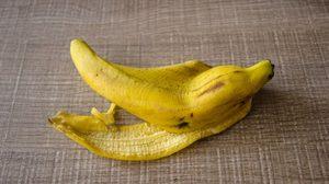 เปลือกกล้วย รักษา หูด