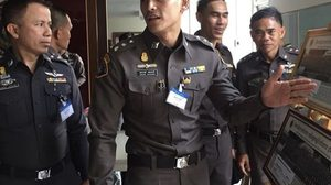สั่งเด้ง 'สงกรานต์ เตชะณรงค์' จากตำรวจราชวัลลภ เข้าศูนย์ฝึก