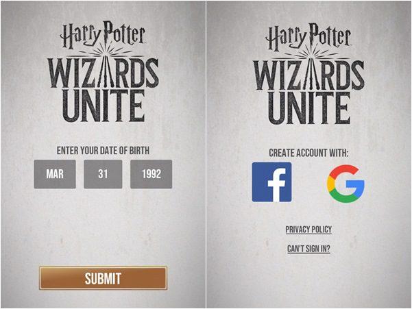 เกม Harry Potter: Wizards Unite