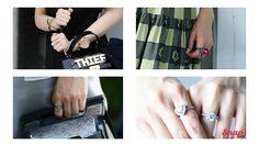 ชีวิตขาดแหวนไม่ได้ ส่องดู แหวน ชิ้นโปรด ของ 6 สาวใส่แล้วมันดียังไง!!!