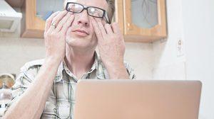 เห็นสีรุ้งรอบดวงไฟ ปวดตา ตาแดง สัญญาณอาการ โรคต้อหิน เสี่ยงตาบอดถาวร