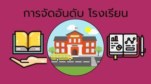 100 อันดับ โรงเรียนที่ดีที่สุดในไทย - โรงเรียนที่มีคุณภาพดี ประจำปี 2557