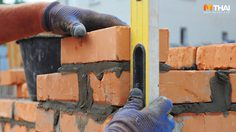 เจ้าของบ้านต้องรู้ วิธีคำนวณอิฐก่อกำแพง ป้องกันผู้รับเหมาโกง