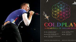 แฟนไทยลุ้นหนักมาก! Coldplay ประกาศทัวร์คอนเสิร์ตในเอเชีย