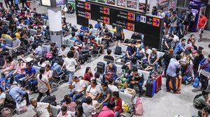 หมอชิตยังแน่น! ประชาชนทยอยเดินทางกลับภูมิลำเนาช่วงเทศกาลปีใหม่
