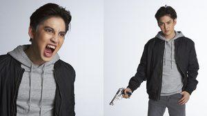 กอล์ฟ พิชญะ ฉีกคาแรคเตอร์ รับบท หล่อโหดกัดคอ ในซีรีส์ รสริน ล่าแวมไพร์