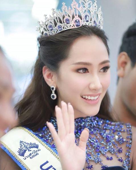 ริศา นางสาวไทย 2562