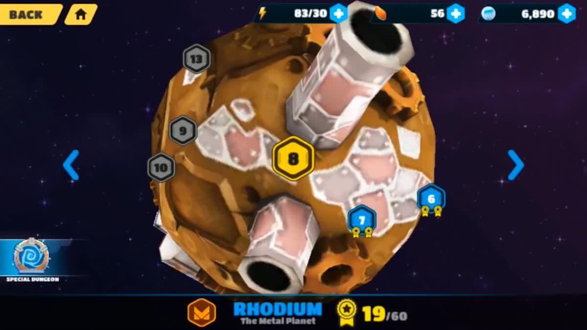 ตัวอย่างเกม BoBoiBoy: Galactic Heroes