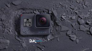 เปิดตัว GoPro HERO6 Black ถ่าย 4K 60 fps ราคา 18,500 บาท