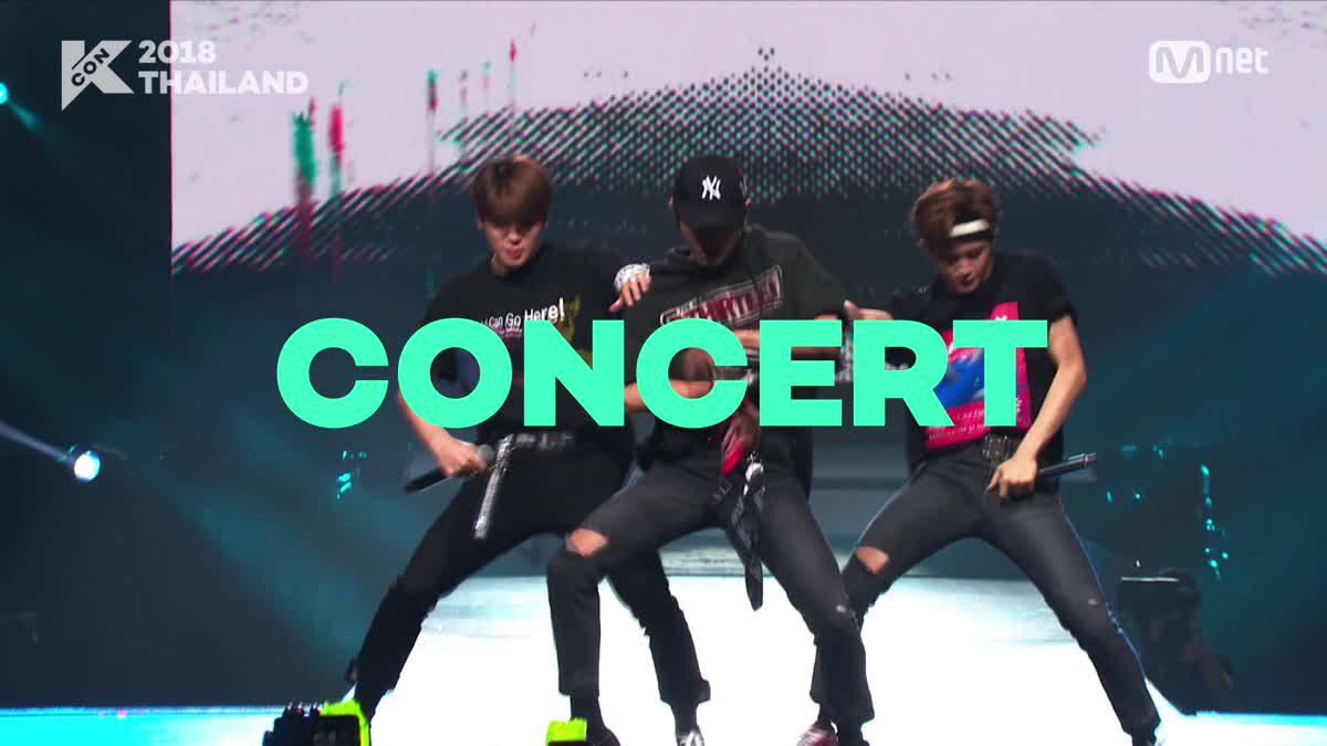 ทัพศิลปิน K-POP เตรียมบุกไทย! ใน KCON 2018 THAILAND 29-30 กันยายนนี้