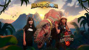 Hearthstone ปลุกกระแส #NewMe ฟีเวอร์!ต้อนรับอัพเดทใหญ่ Journey to Un'Goro
