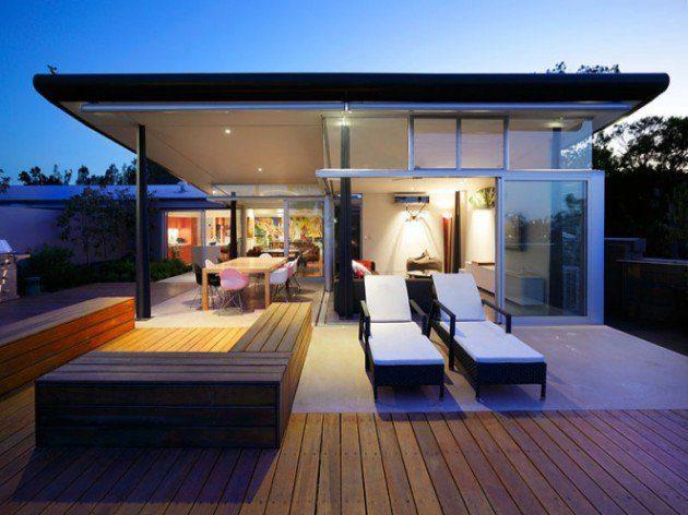 แบบบ้านหลังน้อย สไตล์ Contemporary