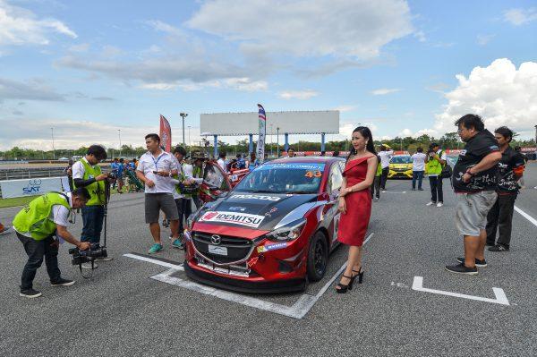 Mazda Motorsport Rcae 06