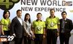 """งานแถลงข่าว """"AIS 4G New World New Experience"""""""