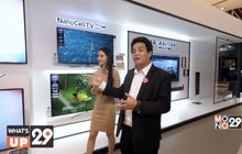 แอลจี ผู้นำตลาด OLED TV (โอเลตทีวี) แนะนำ LG OLED TV 65C9